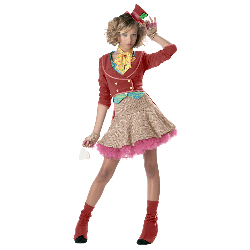 The Mad Hatter Teen Costume 100-194847