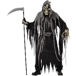 Mr. Grim Horror Robe Adult Costume 100-194496