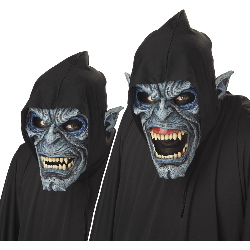 Night Stalker Ani-Motion Adult Mask 100-194609