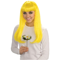 The Smurfs - Economy Smurfette Adult Wig 100-195271