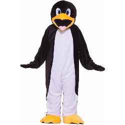 Penguin Plush Economy Mascot Adult Costume 100-195708