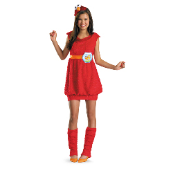 Elmo Child/Tween Costume 100-187277