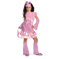 My Little Pony - Pinkie Pie Deluxe Toddler / Child Costume 100-187332