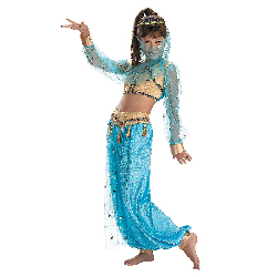 Mystical Genie Child Costume 100-187455