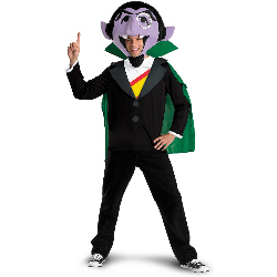 Sesame Street - The Count Adult Costume 100-188166