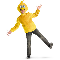 Sesame Street - Big Bird Male Adult Costume 100-188167