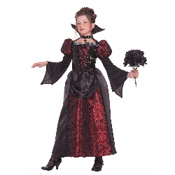 Miss Vampire Child Costume 100-196277