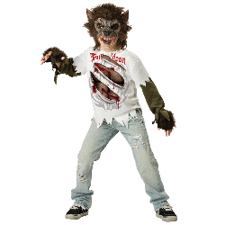 Werewolf Child Costume 100-196417