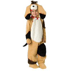 Precious Puppy Toddler Costume 100-196464