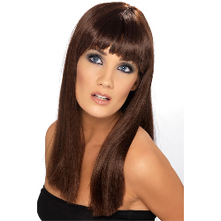 Glamarama (Brown) Adult Wig 100-196729