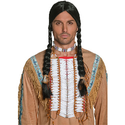 Western Authentic Beaded Breastplate Adult 100-196738