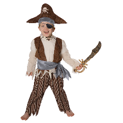Pirate Child Costume 100-196884