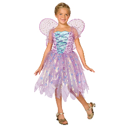 Light-Up Coral Fairy Child Costume 100-196910