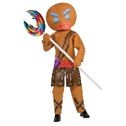Shrek Forever After - Gingerbread Warrior Child Costume 100-197298