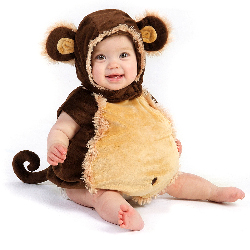 Mischievous Monkey Infant / Toddler Costume 100-197703