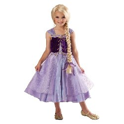 Tower Princess Child Costume 100-197809