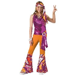 Dancing Queen Tween Costume 100-197988