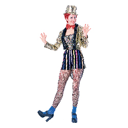 Rocky Horror Picture Show-Columbia  Adult Costume 100-108337