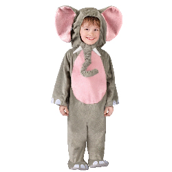 Cuddly Elephant Toddler Costume 100-180977