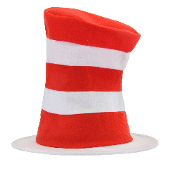 Dr. Seuss The Cat in the Hat - Hat (Child) 100-198166