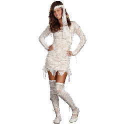 Yo! Mummy Teen Costume 100-199289