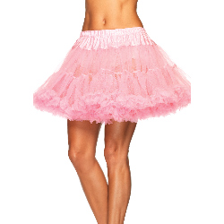 Pink Layered Tulle Petticoat (Adult) 100-198980