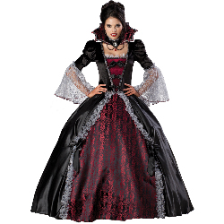 Vampiress of Versailles Elite Adult Costume 100-198660