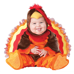 Lil' Gobbler Infant / Toddler Costume 100-198724