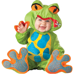Lil' Froggy Infant / Toddler Costume 100-198727
