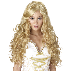 Mythic Goddess Adult Wig 100-198839