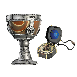 Pirates Of The Caribbean - Fountain Of Youth Accessory Kit 100-198514