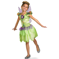 Disney Fairies - Tinker Bell Rainbow Classic Costume 100-198340