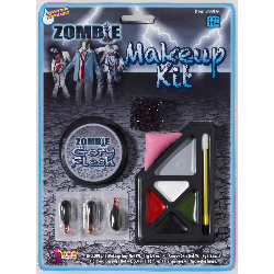 Zombie Make Up Kit 100-199215