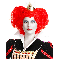 Red Queen Wig (Adult) 100-199715