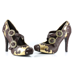 Steampunk Adult Shoes 100-199681