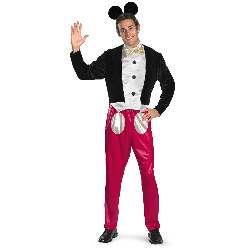 Disney Mickey Mouse Adult Costume 100-199921