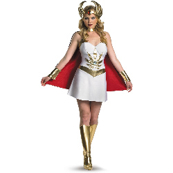 Masters Of The Universe - She-Ra Adult Costume 100-199926