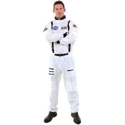 Astronaut Adult Plus Costume 100-199751