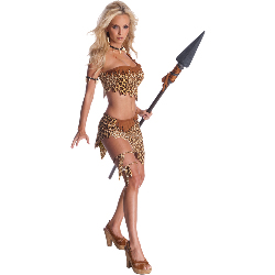 Tarzan - Jane Adult Costume 100-211123