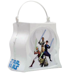 Star Wars The Clone Wars - Trick-or-Treat Pail 100-211419