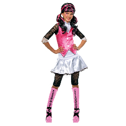 Monster High - Draculaura Child Costume 100-211467