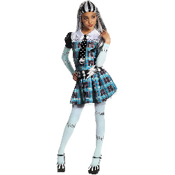 Monster High - Frankie Stein Child Costume 100-211473