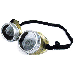 Steampunk Goggles (Brown) 100-211721