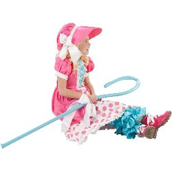 Polka Dot Bo Peep Child Costume 100-211957