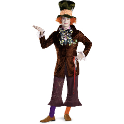 Prestige Mad Hatter Teen Costume 100-187461