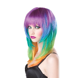 Kaleidoscope Adult Wig 100-213164