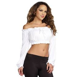 Pretty 'n Peasant Adult Top 100-212769
