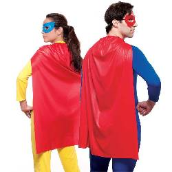 Red Superhero Cape 100-213424