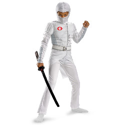 Storm Shadow Light Up Deluxe Muscle Chest Child Costume 100-213983