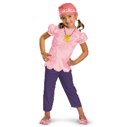 Jake and the Never Land Pirates Izzy Costume 100-214022
